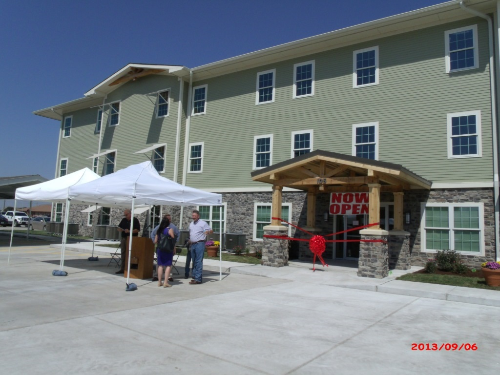 Riverview Senior Residences Grand Opening in South Hutchinson, KS